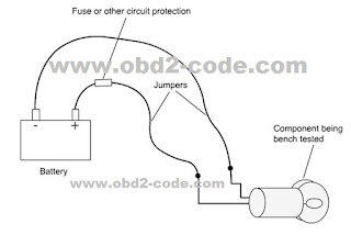Fundamental of electrical automotive engineering - Jumper Wires