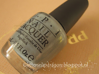 OPI Embrace the Gray