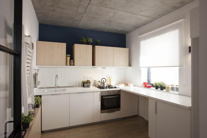 Khám phá phong cách thiết kế căn hộ 52m2 cực chất - H4