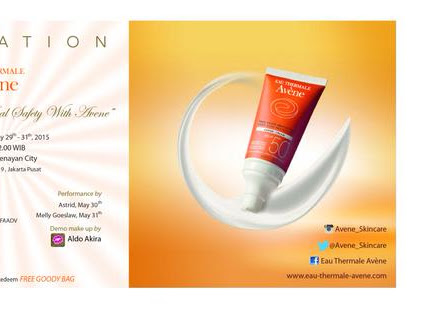 Enjoy The Sun In Total Safety With Avène