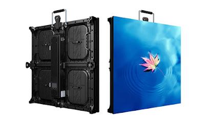 Màn hình led p4 cabinet trong nhà và ngoài trời nhập khẩu tại Cao Bằng