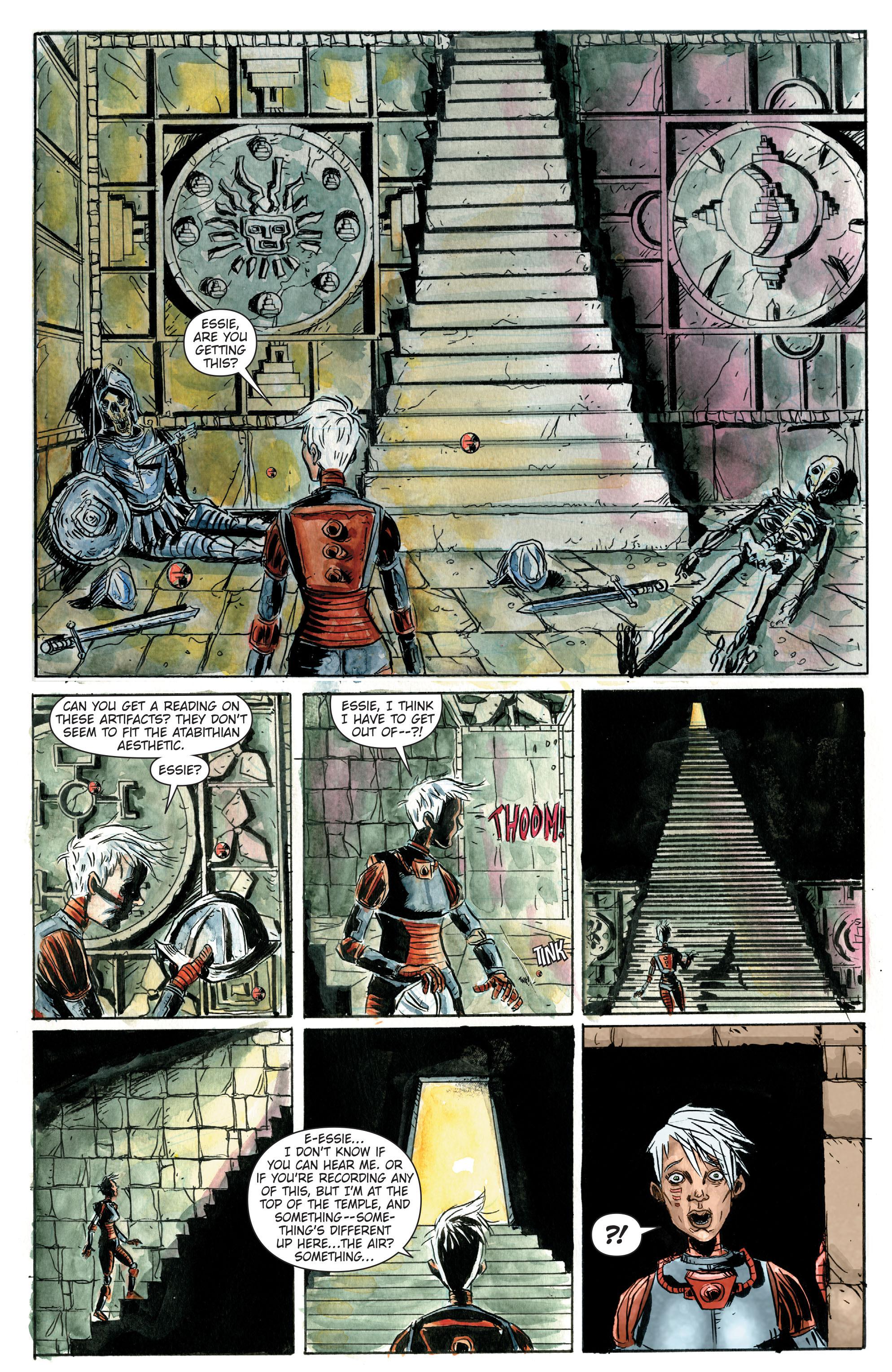 Read online Trillium comic -  Issue # TPB - 18