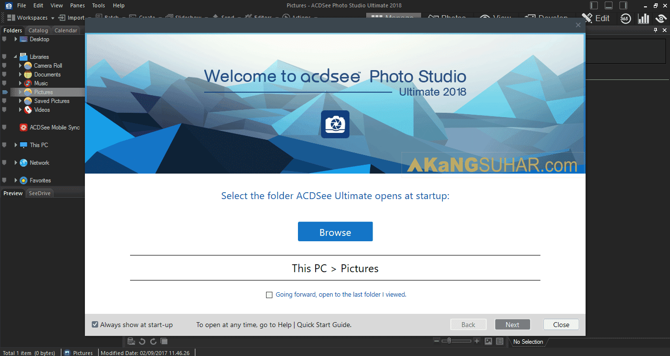 Free download ACDSee Photo Studio Ultimate 2018 Latest version terbaru gratis crack serial number patch keygen activation key code license activation.