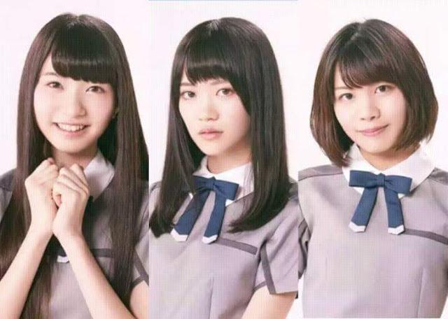 suzuha namoe takatsu juurara akeda aina 22 7 idol group