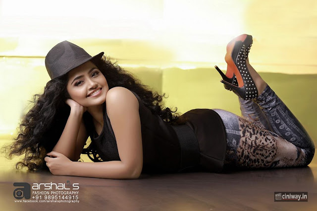 Anupama Parameshwaran Photoshoot