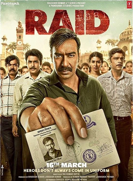 فلم Raid 2018 مترجم HD