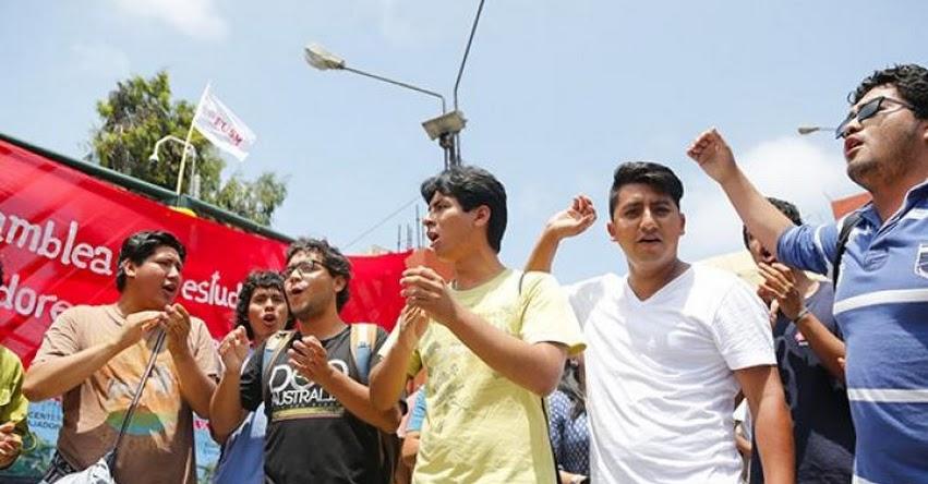 Alumnos de la Universidad Autónoma del Perú podrán terminar sus estudios, informó la SUNEDU - www.sunedu.gob.pe