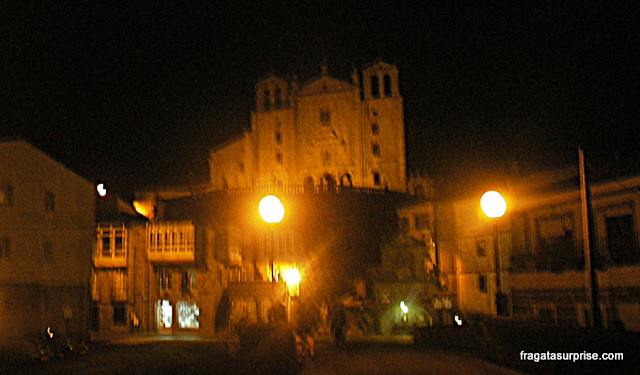 Padrón, Galícia, no Caminho de Santiago