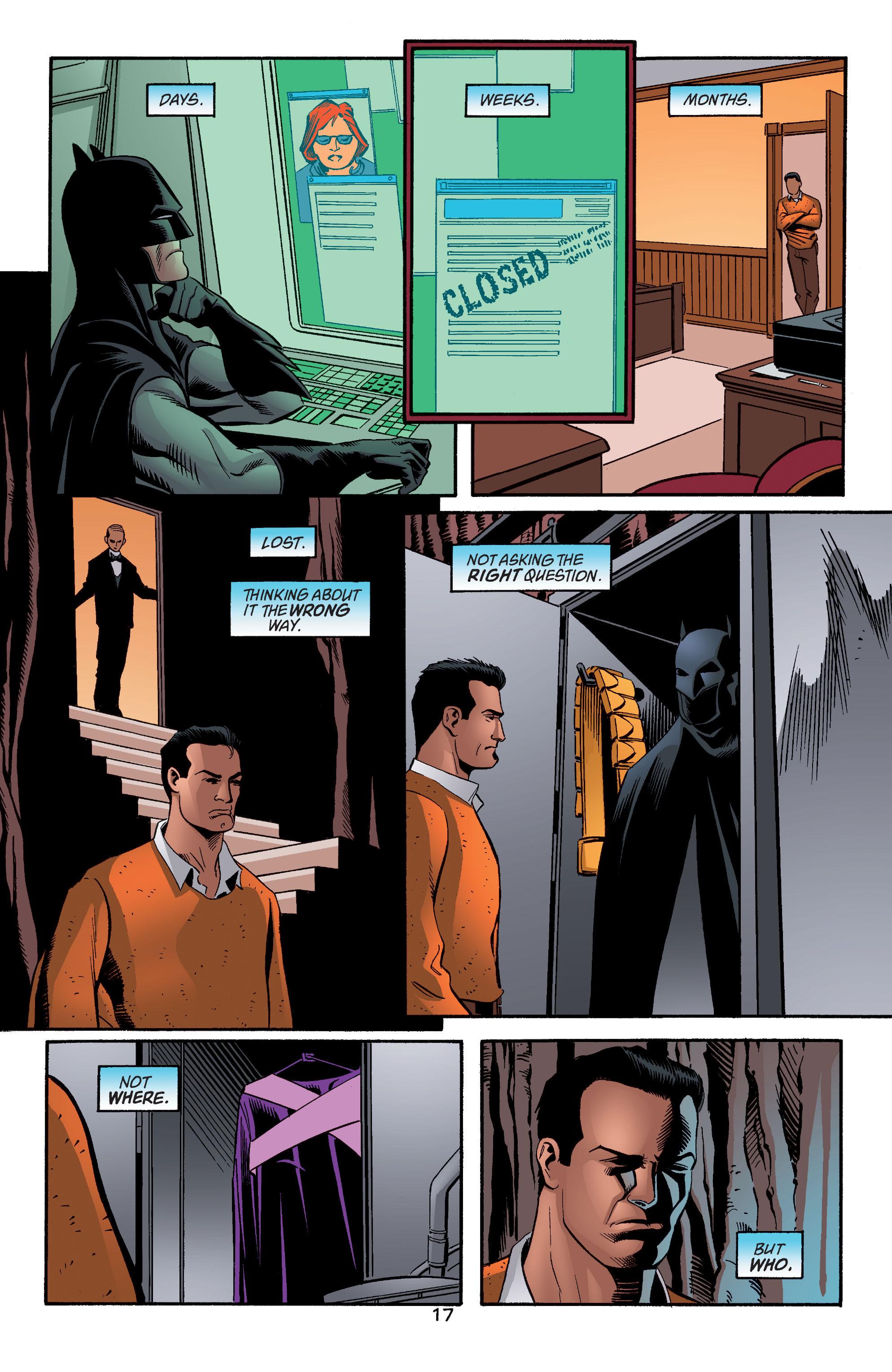 Detective Comics (1937) 774 Page 17