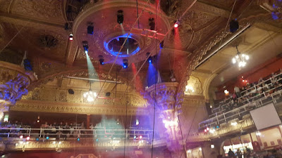 The Blackpool Tower Circus Review arena high wire acts