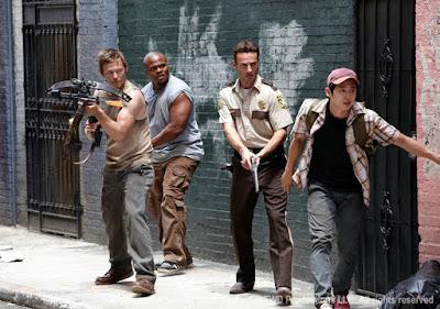 The Walking Dead, Survivor picture 3