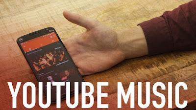 Télécharger et installer YouTube Music sur Android ou iOS en dehors des États-Unis