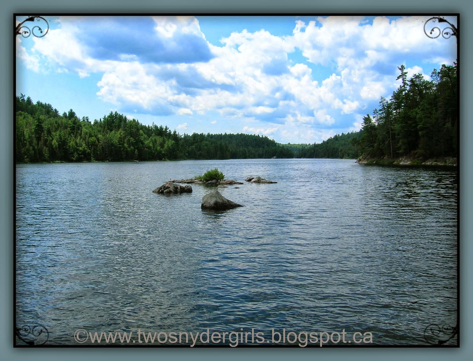 Northern Ontario Lake