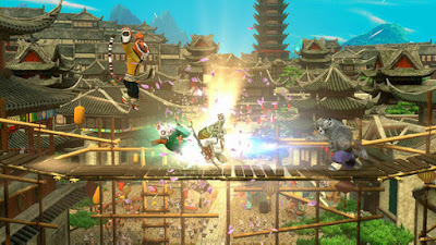 صور لعبة Kung Fu Panda 2
