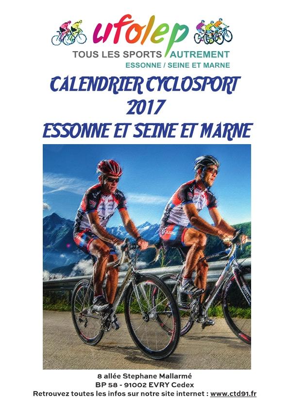 Cyclosportive Calendrier.Club Cycliste De Saint Pierre Du Perray Calendrier 2017