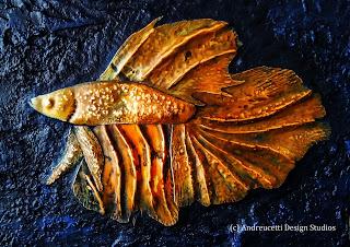 Metalwork artist, recycled copper, irish artist, abstract irish artist