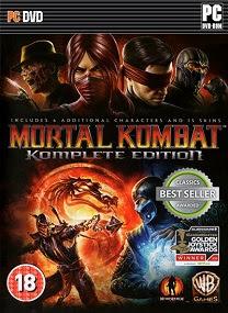 Mortal Kombat Komplete Edition For PC