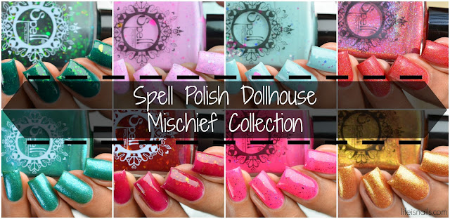 Spell Polish Dollhouse Mischief Collection