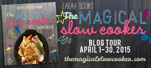 A Casual Reader's Blog: The Magical Slow Cooker Blog Tour