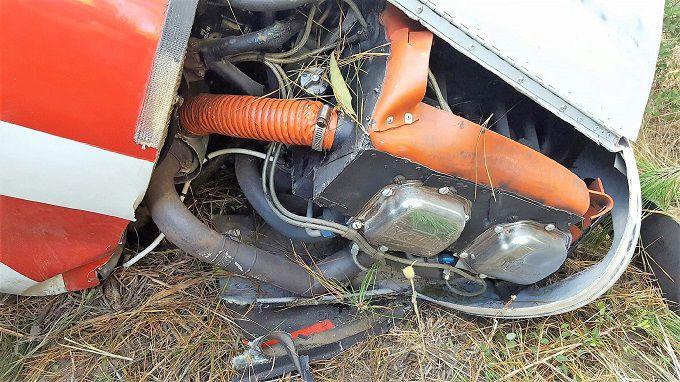 Kathryn's Report: Piper PA-18-150 Super Cub, N9473D