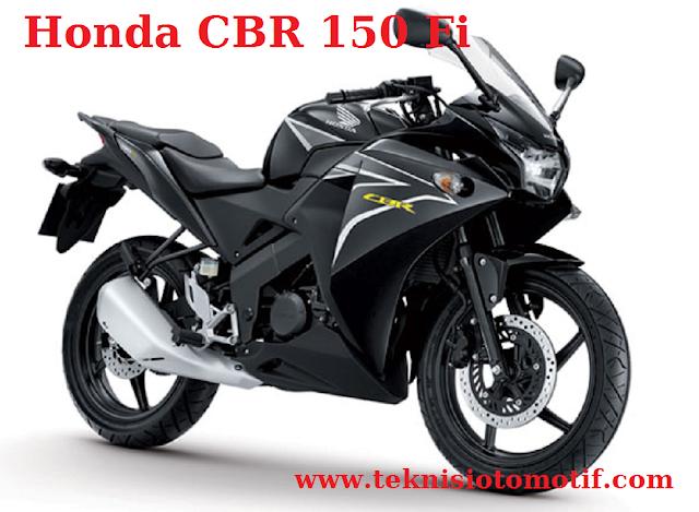 Honda CBR 150 Fi (150 CC, ± 28 Jutaan, Fairing)