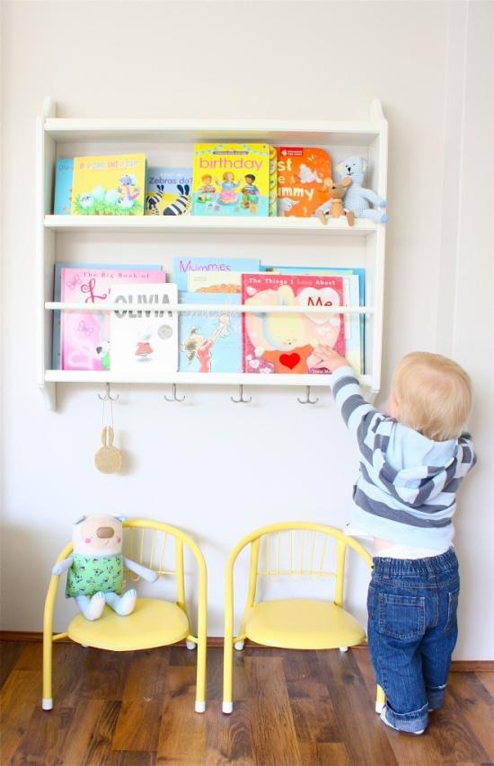 Deconi os ideas para montar su espacio para la lectura - Libreria infantil ikea ...
