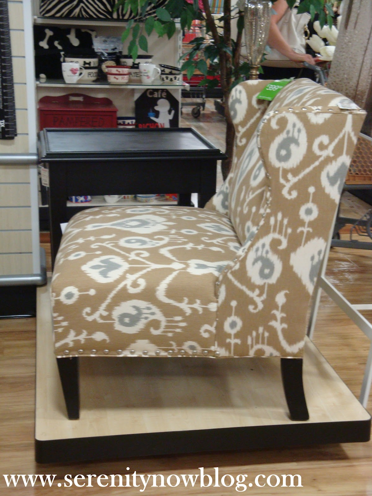 chair covers home goods retro accent chairs serenity now shopping inspiration