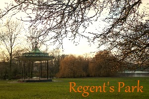 Regent's Park  A Mum in London