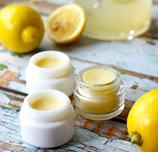 Health: Create easily Lip Gloss Lemon [DIY]