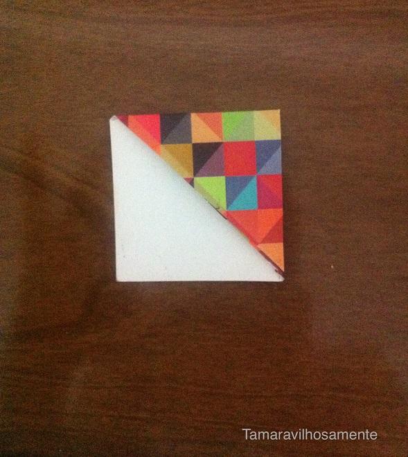DIY: Marcadores de página (simples e origami de coração) - Tamaravilhosamente