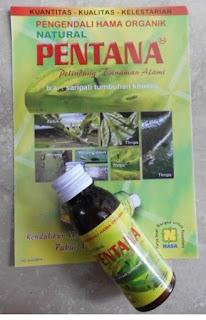 Jual Pestisida Organik PENTANA