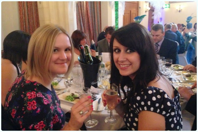 Bolton Food and Drink Festival 2014 - Magnificent Seven Gala Dinner