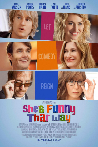 She's Funny that Way [2014] [DVDR] [NTSC] [Latino]