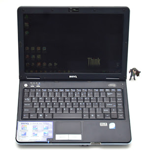 Laptop Second BenQ JoyBook S32 Bekas