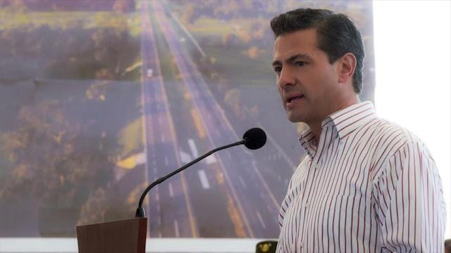 Peña Nieto: Violencia en México es por armas y dinero de EEUU