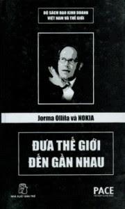 Jorma Ollila Và Nokia - Đưa thế giới đến gần nhau