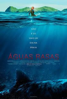 Águas Rasas – Legendado (2016)