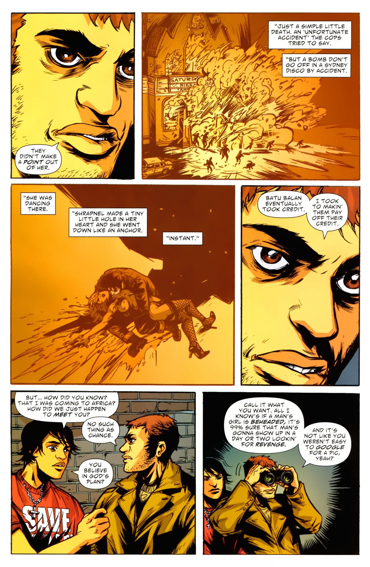 Read online American Virgin comic -  Issue #9 - 11