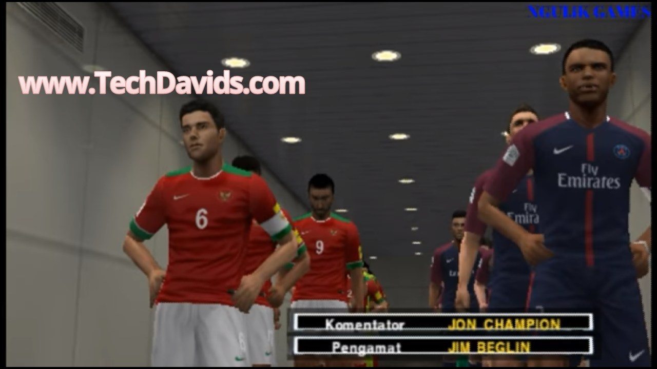 Download game pes 2018 ppsspp iso | PES 2019 PPSSPP Iso File
