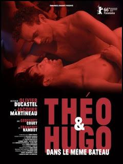 Theo y Hugo, París 5:59 (Théo et Hugo dans le même bateau, 2015)