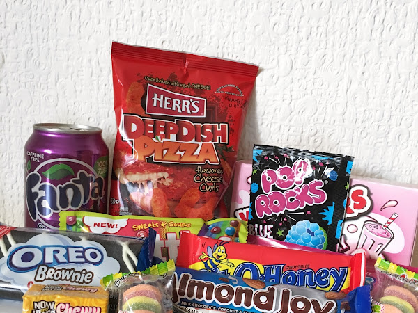 Taffy Mail - Monthly Subscription Box
