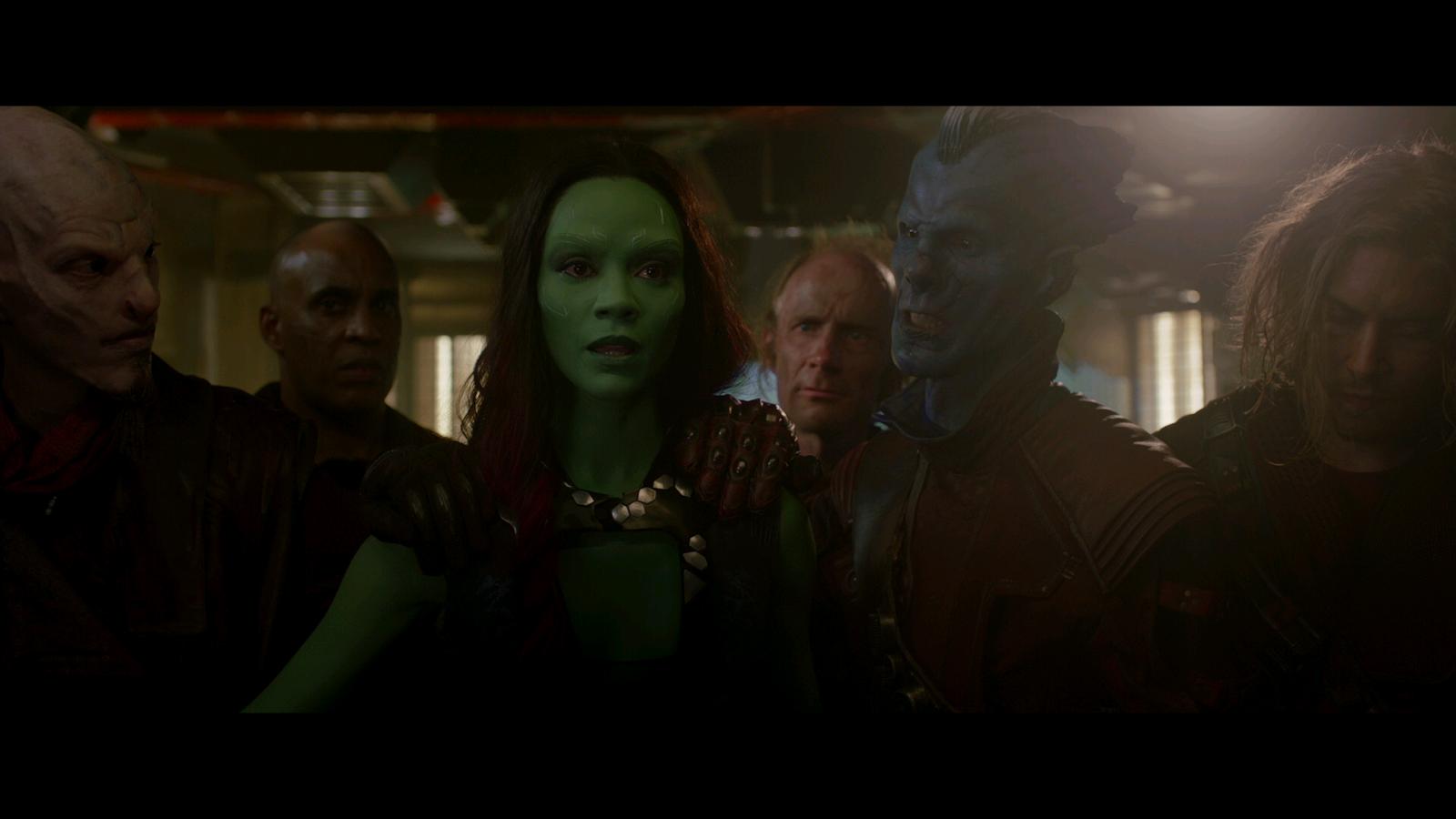 Guardianes De La Galaxia (2014) 1080p 2D y 3D BD25 5