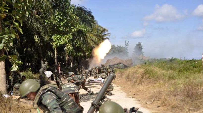 Perang Sabah