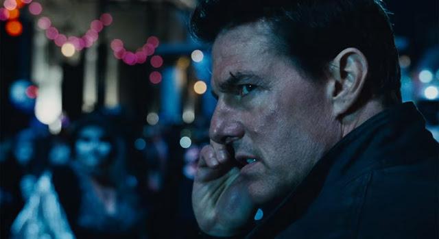 Tráiler español de 'Jack Reacher: Nunca vuelvas atrás'