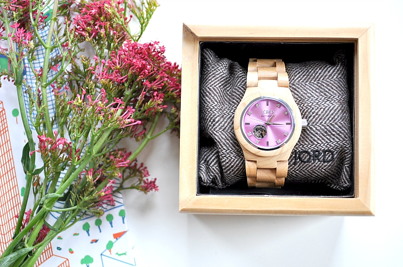 watches presented in a beautiful  gift box