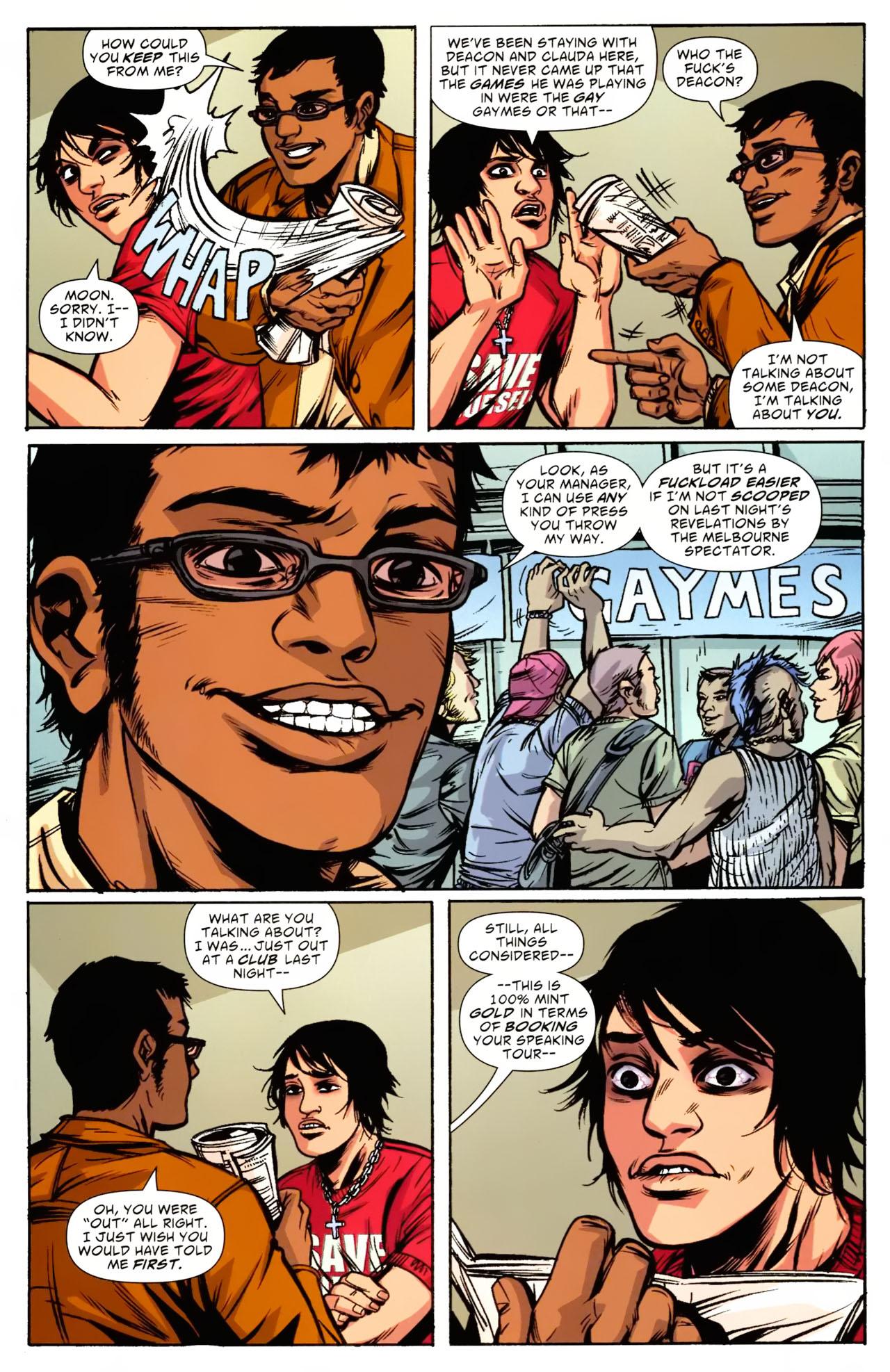 Read online American Virgin comic -  Issue #8 - 24