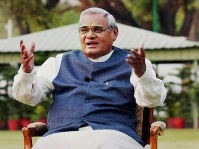 अटल बिहारी वाजपेयी जीवन परिचय _Atal Bihari Vajpayee Biography