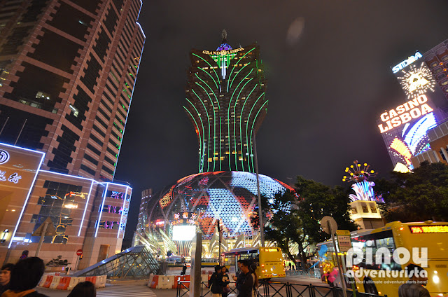 Free things to do in Macau at night