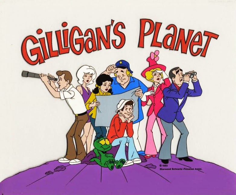 http://saturdaymorningsforever.blogspot.com/2015/01/gilligans-planet.html