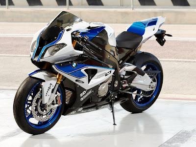 2013 BMW HP4 Bikes